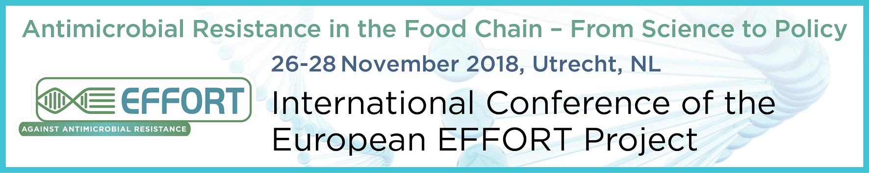 EFFORT International Conference Announcement